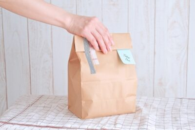 手作りプリンの持ち運び方法