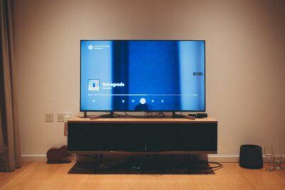テレビ画面が突然消える原因No1は省エネモード