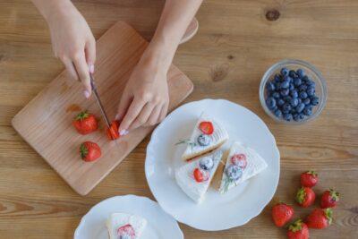 手作りケーキの賞味期限の目安は?