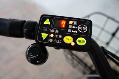 徒歩・自転車・電動自転車の速度比較