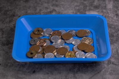 小銭をお札に両替してくれるコンビニは?
