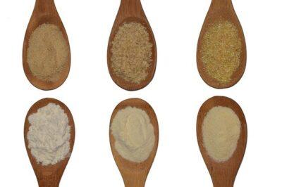 小麦粉で代用・他には何を使う?