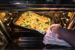 温めなおしにオーブン、グリルは必要か