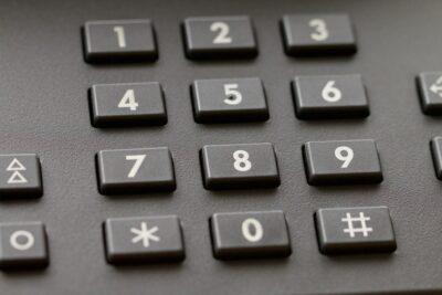 固定電話番号のハイフン(-)正しい位置は?同じ桁なのに違う理由